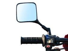 Dual Sport Dirt Bike Motorcycle Mirrors for Kawasaki EX Ninja KLX KLR650 KTM EXC