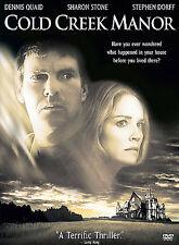 Cold Creek Manor (DVD, 2004)