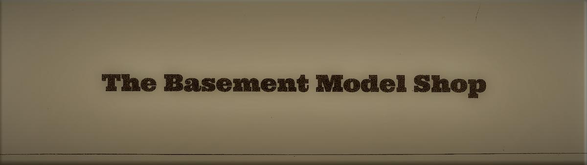 The Basement model shop