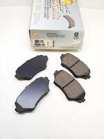 CMX1179 Partsmaster Ceramic Disc Brake Pads fits 2006 to 2015 Mazda MX-5 Miata