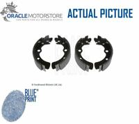 NEW BLUE PRINT REAR BRAKE SHOE SET BRAKING SHOES GENUINE OE QUALITY ADH24101