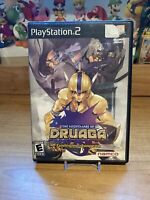 Nightmare of Druaga: Fushigino Dungeon (Sony PlayStation 2, 2004) No Manual