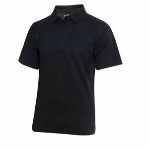 Tru-Spec® 4328005 - 24-7 Series™ Original Large Black Men's Polo Shirt