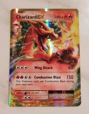 Charizard EX 12/108 - Evolutions Ultra Rare Pokemon Card - NM