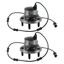 2*Front Wheel Hub Bearing Assembly W/ABS 2WD C2C10367 for Jaguar S-Type XJ8 XJR