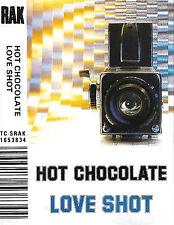 Hot Chocolate Love Shot CASSETTE ALBUM Soul Funk Disco RAK TC-SRAK 1653834