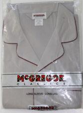 "MEN PAJAMAS ""Mc GREGOR CLASSICS"" Size XX-LARGE  GRAY"