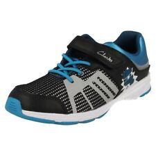 Chaussures bleues en cuir pour garçon de 2 à 16 ans pointure 33