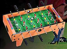 """Tischkicker """"L"""" 69cm - Mini Kicker Tisch Fußball Fussballspiel Tischspiel Soccer"""