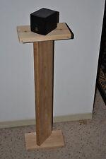 wooden speaker stands b700  cd/dvd holder
