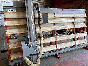 Elcon 135 RS Vertical Wall Saw, Cut Capacity 2500x1350, Excellent, £3500 +VAT