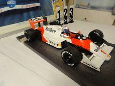1:18 F1  Minichamps Alain Prost Marlboro McLaren MP4/3 1987
