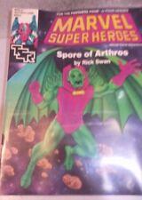 TSR marvel super heroes  Spore or Arthros sealed