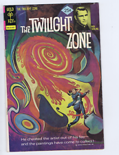 Twilight Zone #71 Gold Key 1976