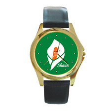CUSTOM EASTER LILY 1916 RISING **CHOOSE ANY NAME** PERSONALISED WRISTWATCH