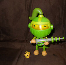 ASTRO KNIGHT Poptropica Action Figure JAZWARES PEARSON EDUCATION 2011