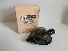 Flacon de parfum Loverdose Tatoo de Diesel vide pour collection