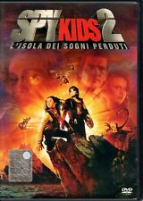 DVD Spy Kids 2 the island of Lost Dreams ***