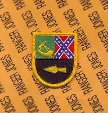US Army RANGER Training Brigade Airborne RTB Cadre black beret flash patch