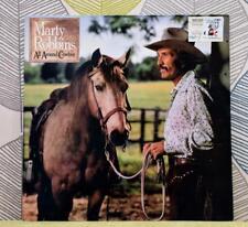 MARTY ROBBINS - All Around Cowboy [Vinyl LP,1979] UK CBS 83917 Country *EXC