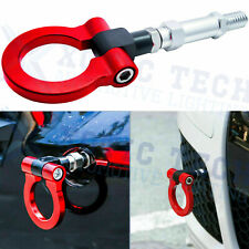 For Volkswagen Jetta MK6 6th Gen 11-18 Red Track Racing Style Aluminum Tow Hook