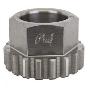 Phil Wood Portable BB Cup Tool Bottom Bracket Socket