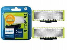 Lames Philips Oneblade Lot De 2 QP220/50 - NEUVES de FRANCE