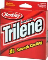 Berkley XLPS10-22 Green Trilene XL Smooth Casting 110 Yard 10 Lb Fishing Line