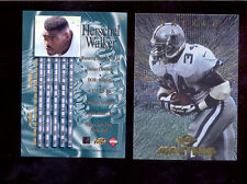 1997 CE Collectors Edge Masters HERSCHEL WALKER Dallas Cowboys Card