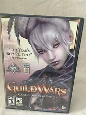 Guild Wars (PC, 2005) - Game of the Year Edition
