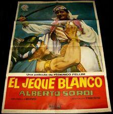 Comedy Original Worldwide Film Posters (Pre-1970)