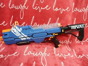 nerf rival hypnos xix-1200  TESTED NO AMMO