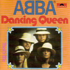 ☆ CD Single ABBA Dancing Queen 2-Track card sleeve  ☆