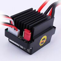 Brushed Motor Speed Controller ESC 320A for Fits RC Boat Car Toy Model 6-12V