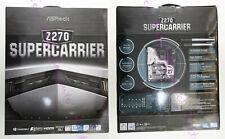 "➨➨➨ ""New"" ASRock Z270 SuperCarrier LGA 1151 ATX Motherboard Kit ➨➨➨"