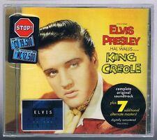 ELVIS PRESLEY KING CREOLE CD F.C.  NUOVO SIGILLATO!!!