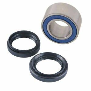 Kawasaki Bayou front wheel bearing & seals 400 1993 - 1999 92045-1222