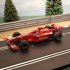 Scalextric 1:32 Coche-Formula One F1-C2161 Rojo Williams FW20 #1