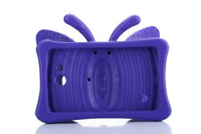 For 7.0 Samsung Galaxy Tab 3 4 Tablet Cover Butterfly Kid ShockProof back Case 7
