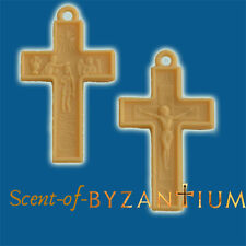 Orthodox Amulet - Plastic Cross Package of 10 Kruzifix Crucifix Jesus Christus