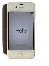 Apple iPhone 4s white 8 gb (Verizon) A1387 (CDMA   GSM)