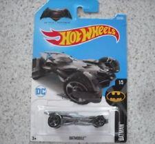 Batmobile. Batman v Superman. 2017 Hot Wheels. 237/365. DTY45. New in Package!