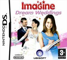 Imagine Dream Weddings Nintendo DS **FREE UK POSTAGE!**