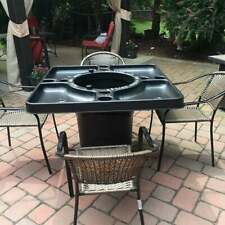 Crawfish Boil Table Top for All of Your Outdoor Dining