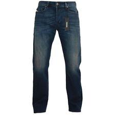 Diesel Jeans - Men's Diesel Waykee Straight Fit jeans - 0814W - Dark Blue - BNWT
