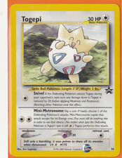 Pokemon 1 x TOGEPI  Black Star Promo # 30 c. 2001 AS NEW