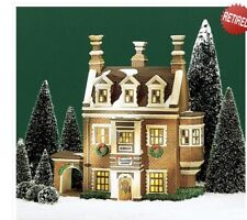 "Department 56 Dickens Christmas Village Dursley Manor"" #58329"