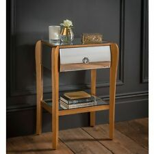 Paris Mirrored Bedside Table