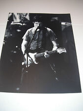 Isaac Brock Modest Mouse Ugly Casanova B&W 11x14 Promo Photo Music#3