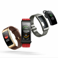 Original Huawei bracelet B6 smart phone bracelet 3D curved touch color screen